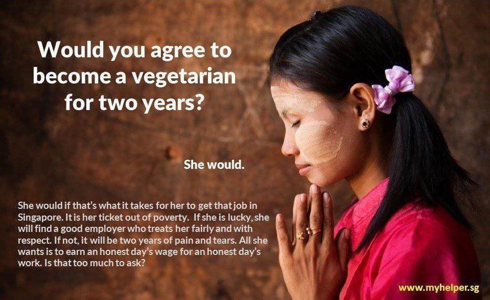 MyHelper | Award-winning maid agency | Advocacy