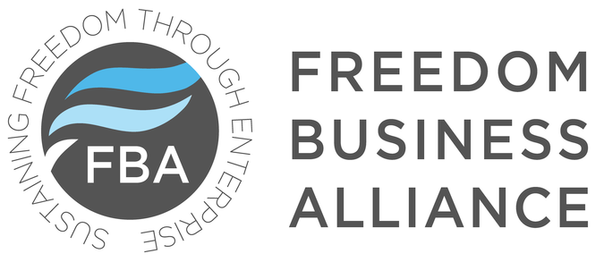 Freedom Business Alliance logo